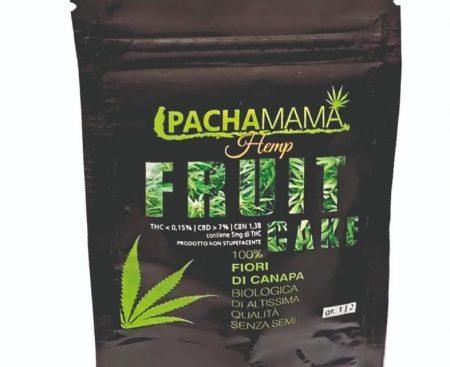 Pachamama-Fruit-Cake-fiori-canapa-biologica